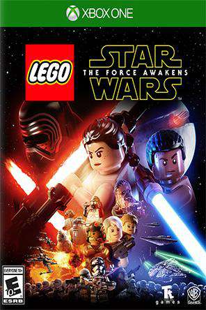 LEGO Star Wars: The Force Awakens Xbox One, Game on XBOXONE, Family