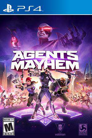 Agents of Mayhem, Game on PS4, Action
