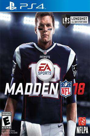Madden NFL 18, Game on PS4, Sports