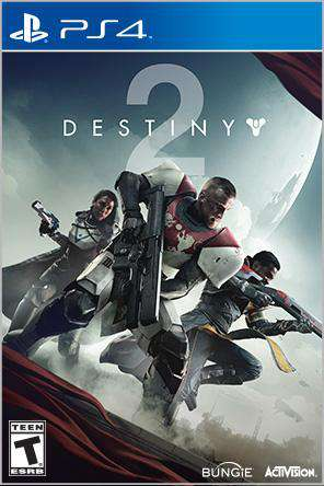 Destiny 2, Game on PS4, Shooter