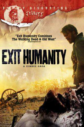Exit Humanity, Movie on DVD, Horror Movies, Action
