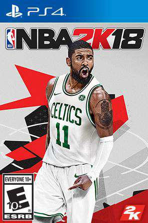 NBA 2K18, Game on PS4, Sports