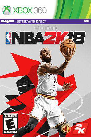 NBA 2K18 Xbox 360, Game on XBOX360, Sports