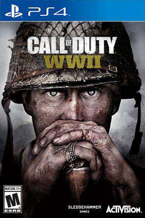 Call of Duty WWII, Game on PS4, Shooter