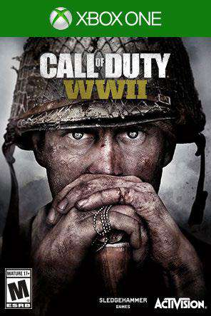 Call of Duty WWII Xbox One, Game on XBOXONE, Shooter