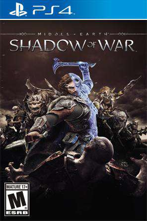 Middle-earth: Shadow of War, Game on PS4, Action