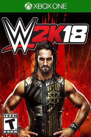 WWE 2K18 Xbox One, Game on XBOXONE, Sports