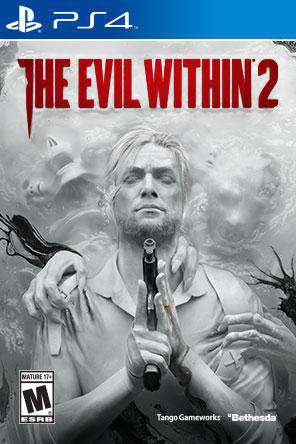 The Evil Within 2, Game on PS4, Action