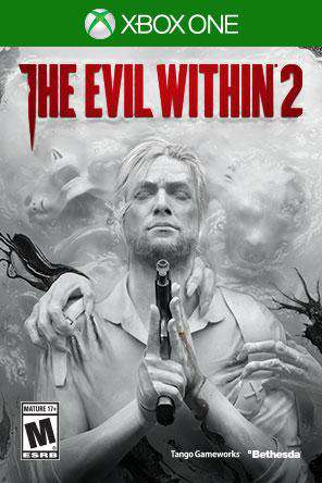 The Evil Within 2 Xbox One, Game on XBOXONE, Action