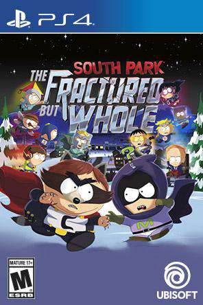 South Park: The Fractured But Whole, Game on PS4, Action