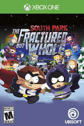 South Park: The Fractured But Whole Xbox One, Game on XBOXONE, Action