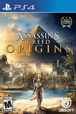 Assassin's Creed Origins, Game on PS4, Action