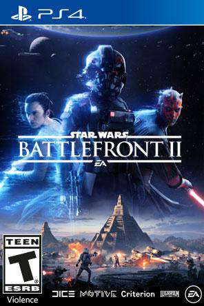 Star Wars Battlefront II, Game on PS4, Shooter