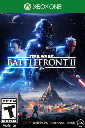Star Wars Battlefront II Xbox One, Game on XBOXONE, Shooter
