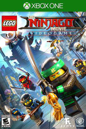 The LEGO Ninjago Movie Video Game Xbox One, Game on XBOXONE, Action