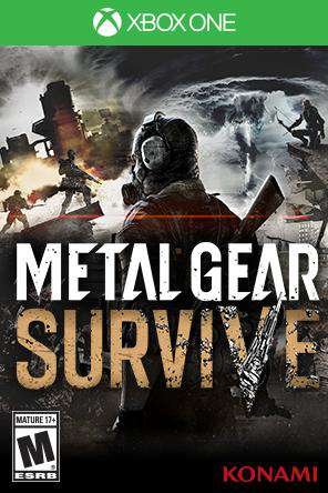 Metal Gear Survive Xbox One, Game on XBOXONE, Action