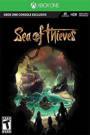 Sea of Thieves Xbox One, Game on XBOXONE, Action