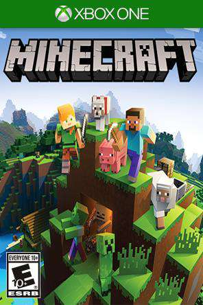 Minecraft Xbox One, Game on XBOXONE, Family
