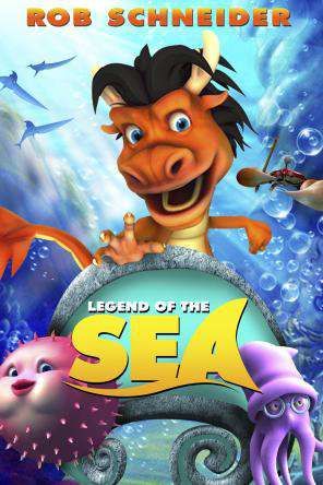 Legend of the Sea, Movie on DVD, Animated Movies, Kids Movies, Special Interest