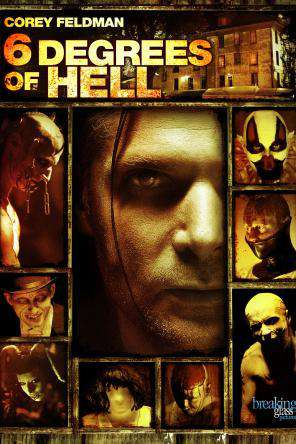 6 Degrees of Hell, Movie on DVD, Horror Movies, Action