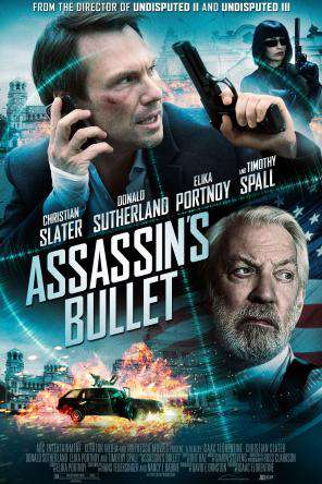 Assassin's Bullet, Movie on DVD, Action Movies, Suspense
