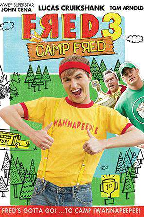Fred 3: Camp Fred, Movie on DVD, Family