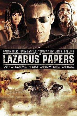 The Lazarus Papers, Movie on DVD, Action Movies, Action