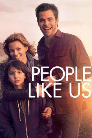 People Like Us, Movie on DVD, Drama