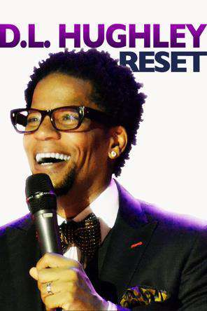 D.L. Hughley: Reset, Movie on DVD, Comedy