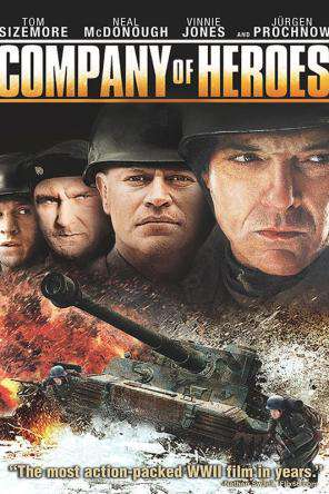 Company of Heroes, Movie on DVD, Action Movies, Adventure