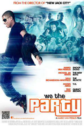 We the Party, Movie on DVD, Comedy Movies, Drama