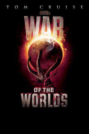 War of the Worlds (2005), Movie on DVD, Action Movies, Adventure Movies, Sci-Fi & Fantasy