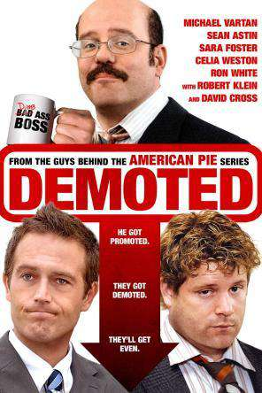 Demoted, Movie on DVD, Comedy