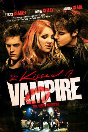I Kissed a Vampire, Movie on DVD, Comedy Movies, Special Interest