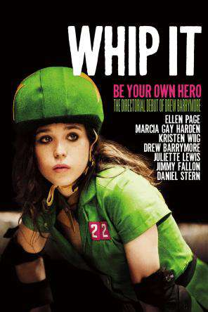 Whip It (2009), Movie on DVD, Comedy