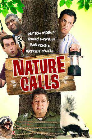Nature Calls, Movie on DVD, Comedy