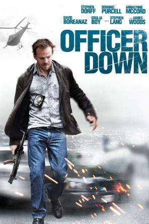 Officer Down, Movie on DVD, Action