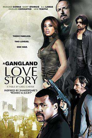 A Gangland Love Story, Movie on DVD, Drama