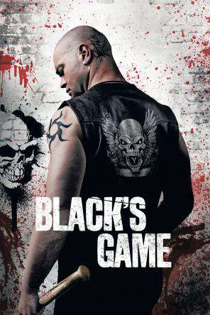 Black's Game, Movie on DVD, Action Movies, Foreign Movies, Period