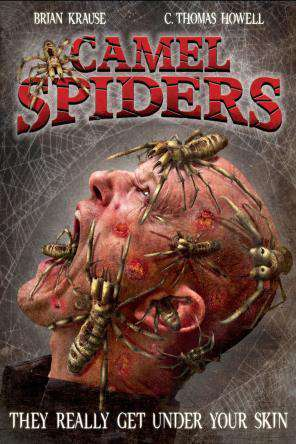 Camel Spiders, Movie on DVD, Horror Movies, Sci-Fi & Fantasy
