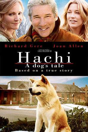 Hachi: A Dog's Tale, Movie on DVD, Drama Movies, Family