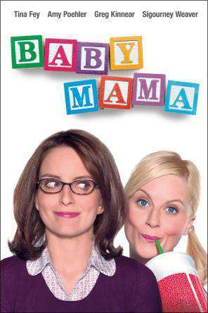 Baby Mama, Movie on DVD, Comedy