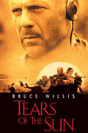 Tears of the Sun, Movie on DVD, Action