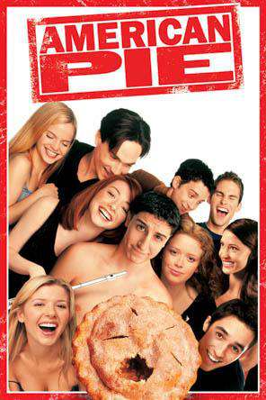 American Pie (1998), Movie on DVD, Comedy
