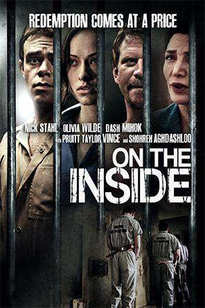 On the Inside, Movie on DVD, Drama Movies, Thriller & Suspense Movies, Thriller