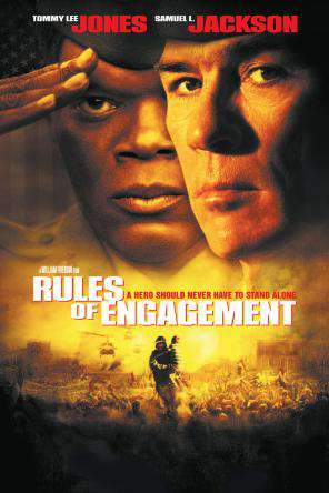 Rules of Engagement, Movie on DVD, Drama Movies, Suspense
