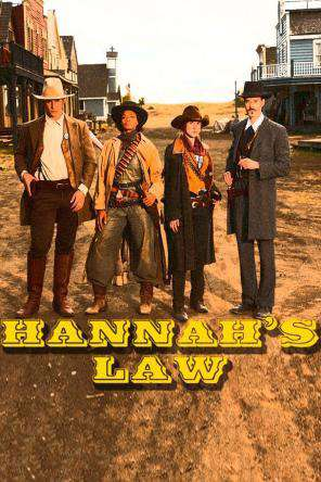 Hannah's Law, Movie on DVD, Action Movies, War & Western