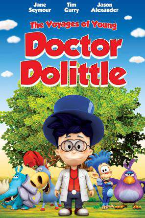 The Voyages of Young Doctor Dolittle, Movie on DVD, Family Movies, Kids