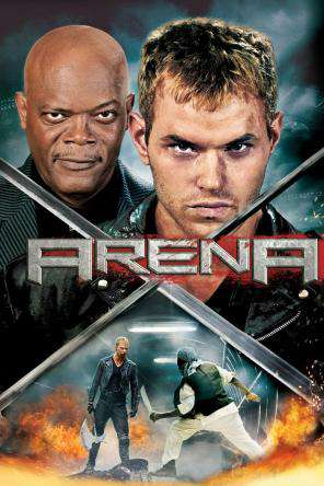 Arena, Movie on DVD, Action