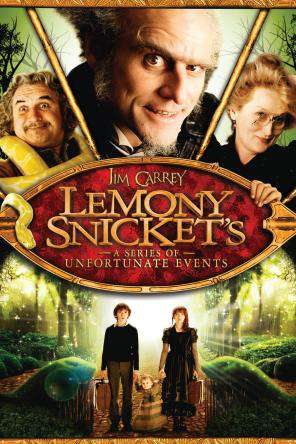 Lemony Snicket's A Series of Unfortunate Events, Movie on DVD, Family